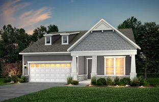 Prosperity - Emerald Woods - Ranch Homes: Columbia Station, Ohio - Pulte Homes