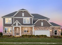 Melrose - Liberty Trace: Powell, Ohio - Pulte Homes