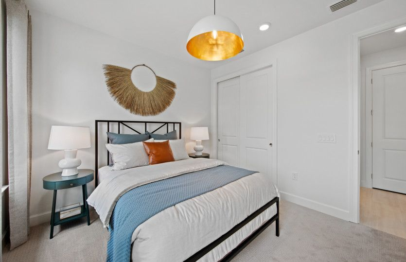 Bedroom featured in the Mystique By Pulte Homes in Fort Myers, FL