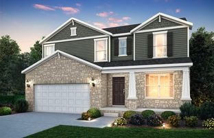 Crisfield - Fuhrmann Woods: Sterling Heights, Michigan - Pulte Homes