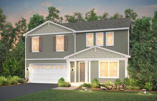 Hampton - Creekside Preserve: Johnstown, Ohio - Pulte Homes