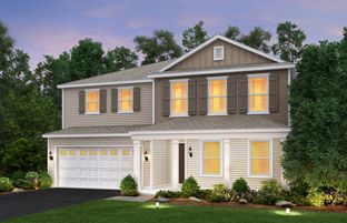 Mitchell - Creekside Preserve: Johnstown, Ohio - Pulte Homes