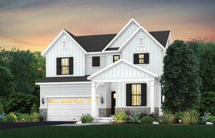 Fifth Avenue - Jerome Village: Plain City, Ohio - Pulte Homes