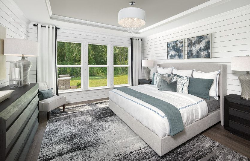 Bedroom featured in the Castle Rock By Pulte Homes in Hilton Head, SC