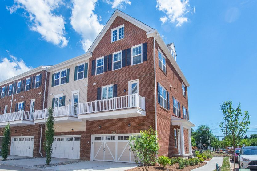 Exterior featured in the Wright By Pulte Homes in Bergen County, NJ