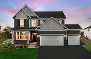 Newberry - Hawthorne - Expressions Collection: Cottage Grove, Minnesota - Pulte Homes