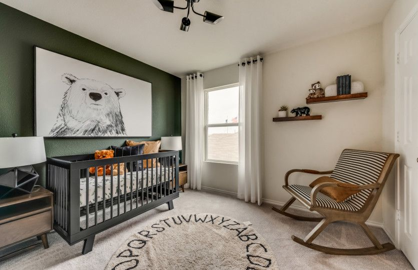 Bedroom featured in the Mesilla By Pulte Homes in Dallas, TX
