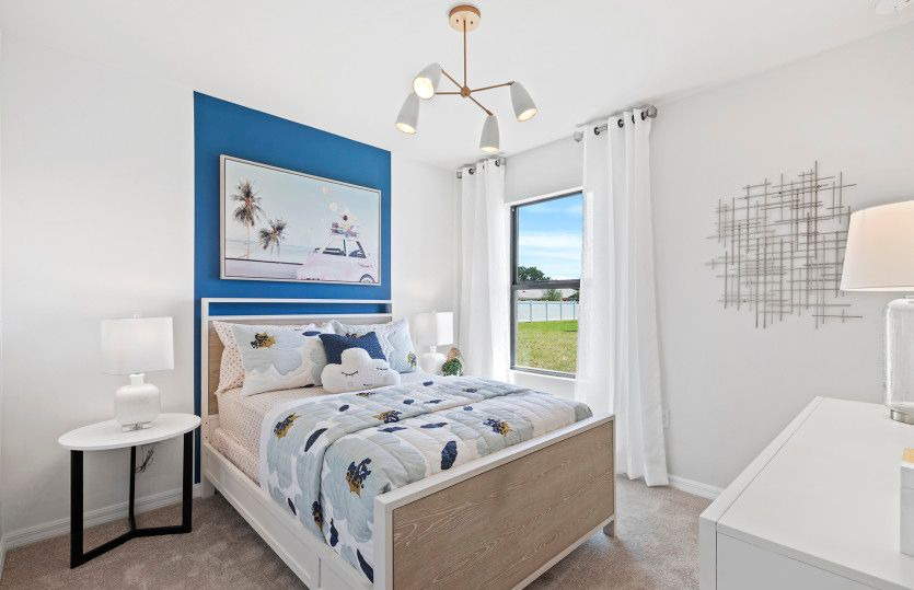Bedroom featured in the Hanover By Pulte Homes in Indian River County, FL