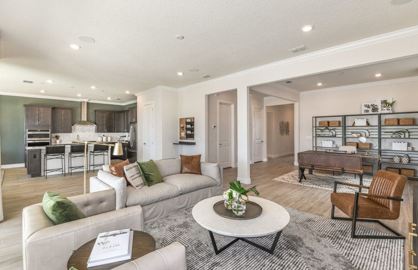 Living Area featured in the Yorkshire By Pulte Homes in Orlando, FL