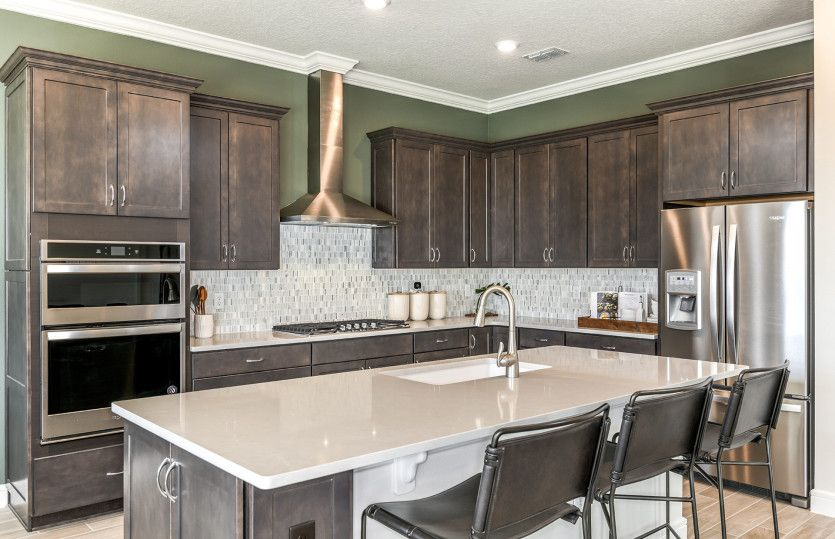 Kitchen featured in the Yorkshire By Pulte Homes in Orlando, FL