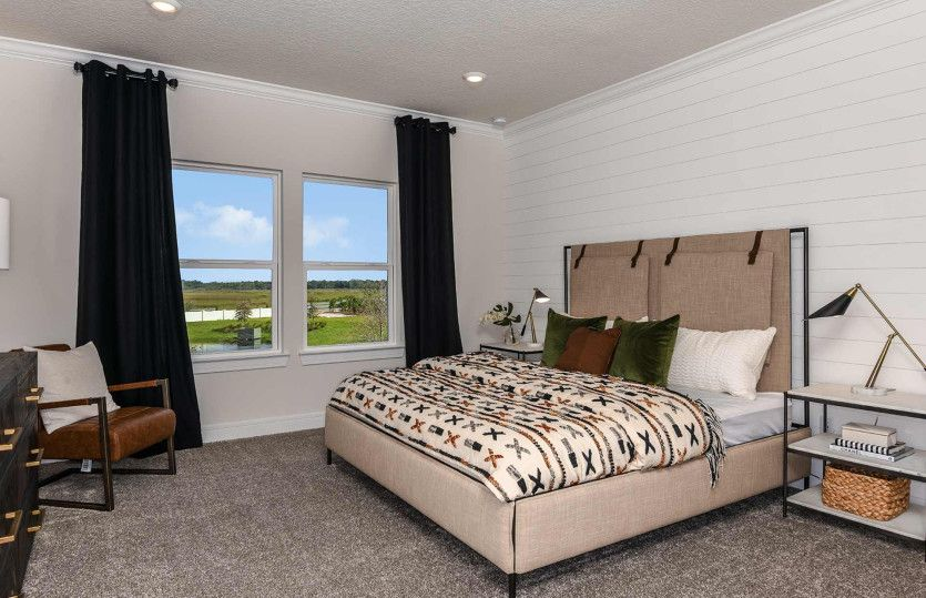 Bedroom featured in the Yorkshire By Pulte Homes in Orlando, FL