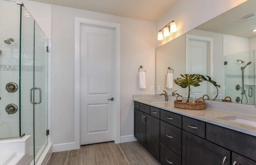 Bathroom featured in the Yorkshire By Pulte Homes in Orlando, FL