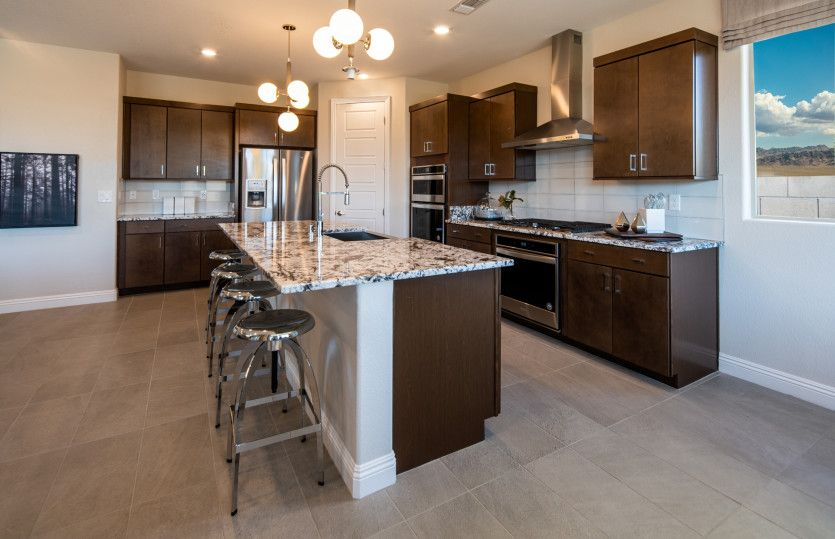 Kitchen featured in the Stella By Pulte Homes in Las Vegas, NV