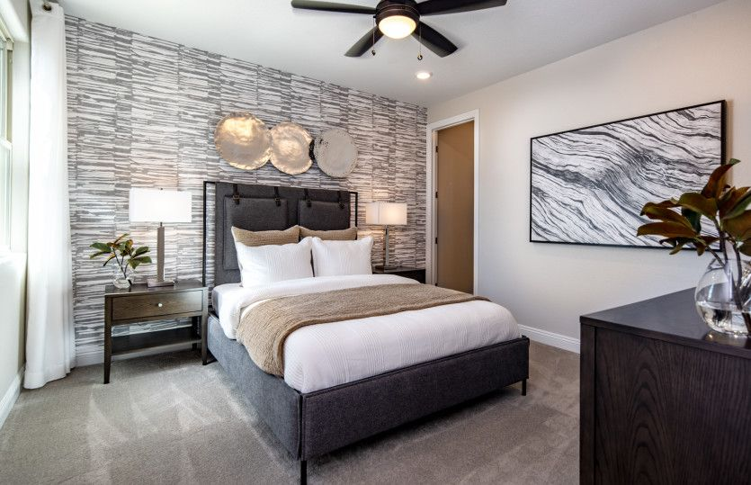 Bedroom featured in the Stella By Pulte Homes in Las Vegas, NV