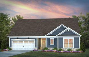 Bridgestone - Valencia: Holly Springs, North Carolina - Pulte Homes