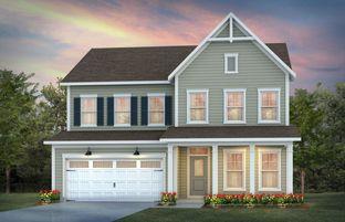 Continental - Valencia: Holly Springs, North Carolina - Pulte Homes