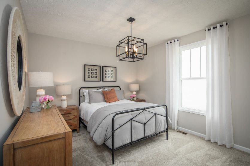 Bedroom featured in the Countryview By Pulte Homes in Akron, OH
