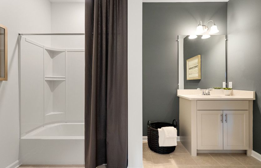 Bathroom featured in the Ivywood By Pulte Homes in Boston, MA