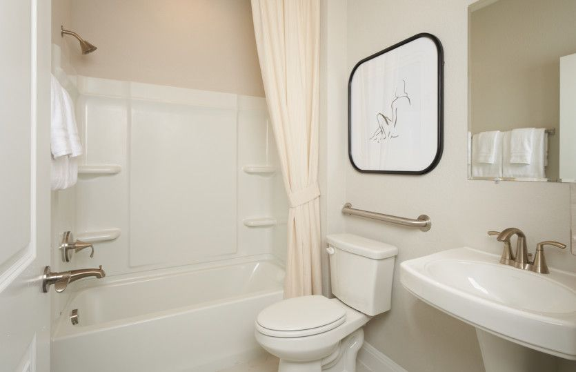 Bathroom featured in the Prosperity By Pulte Homes in Austin, TX