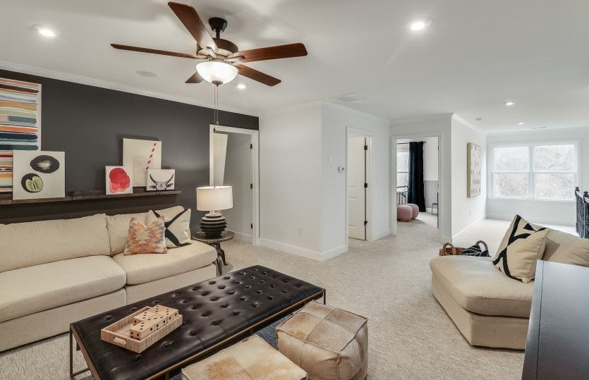 Living Area featured in the Sonoma Cove By Pulte Homes in Raleigh-Durham-Chapel Hill, NC