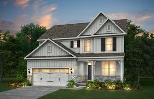 Newberry - Western Reserve Estates: Olmsted Falls, Ohio - Pulte Homes