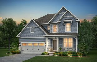 Continental - Western Reserve Estates: Olmsted Falls, Ohio - Pulte Homes