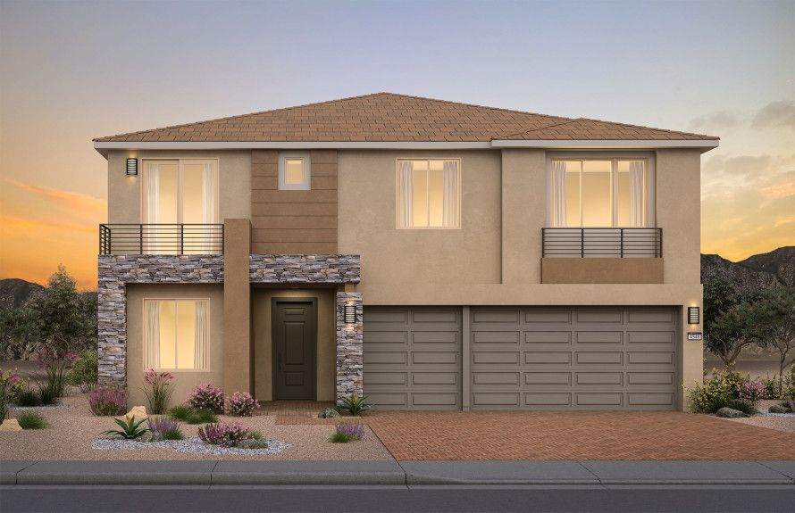 'Hayford Collection' by Pulte Homes - Nevada - The Las Vegas Area in Las Vegas