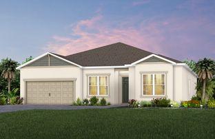 Easley - Sunset Preserve: Orlando, Florida - Pulte Homes