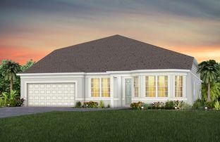 Easley Grand - Sunset Preserve: Orlando, Florida - Pulte Homes