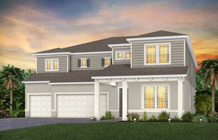 Roseland - Sunset Preserve: Orlando, Florida - Pulte Homes