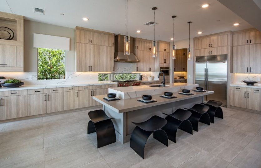 Kitchen featured in the Vittoria By Pulte Homes in Las Vegas, NV