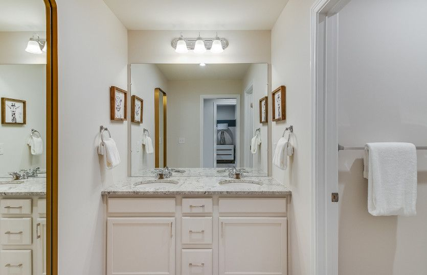 Bathroom featured in the Ashton By Pulte Homes in Boston, MA