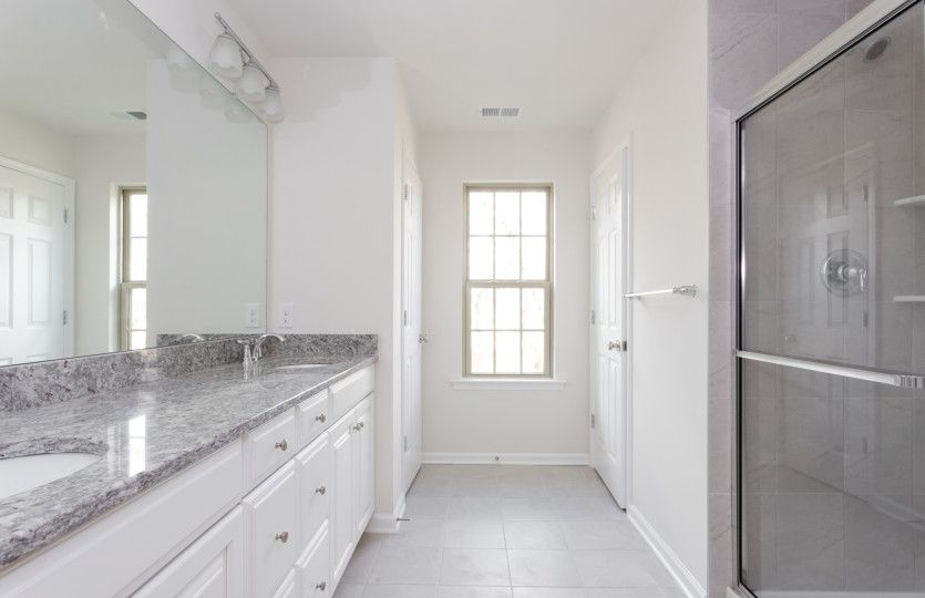 Bathroom featured in the Bowman By Pulte Homes in Boston, MA