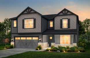 Claypool - Bridle Oaks: Whitestown, Indiana - Pulte Homes