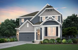 Fifth Avenue - Bridle Oaks: Whitestown, Indiana - Pulte Homes