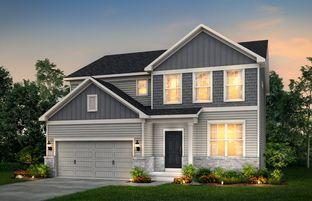 Mercer - Bridle Oaks: Whitestown, Indiana - Pulte Homes
