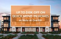 Slate at One 90 by Pulte Homes in San Francisco California