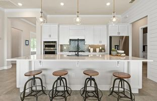 Ashby - Lakeview Preserve: Winter Garden, Florida - Pulte Homes