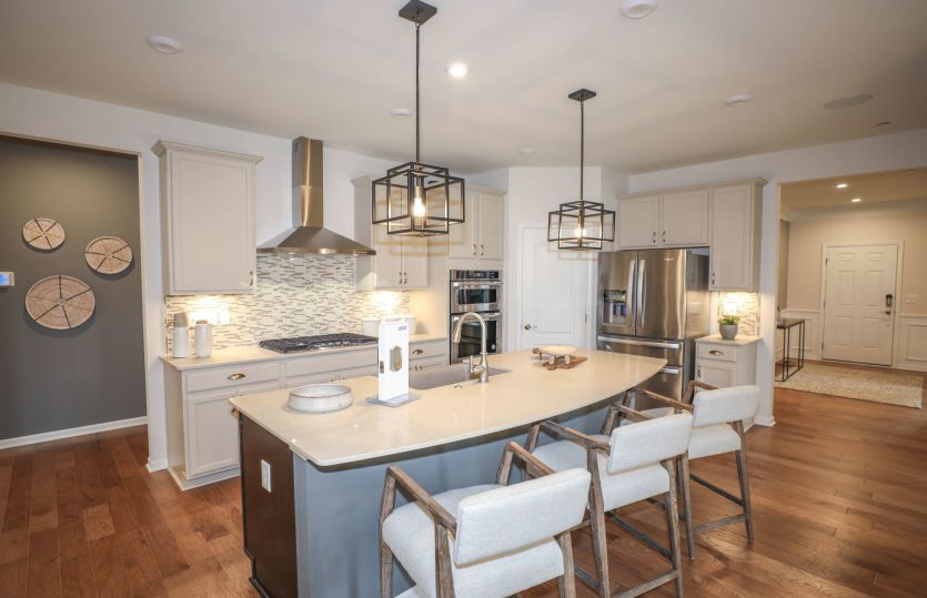 Kitchen featured in the Bedrock By Pulte Homes in Ann Arbor, MI