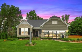 Bedrock with Basement - Bluffs at Spring Hill: Brighton, Michigan - Pulte Homes