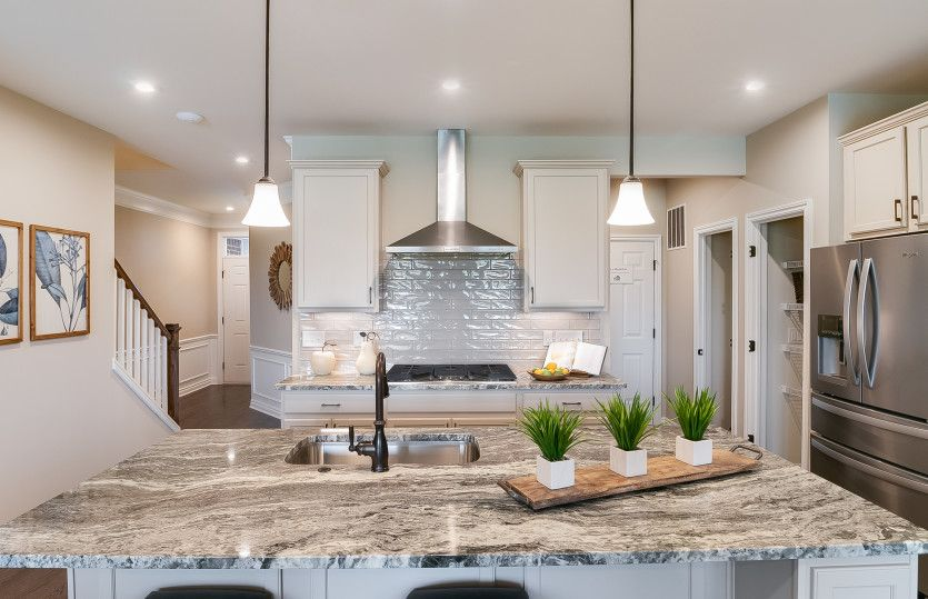 Kitchen featured in the Cascade By Pulte Homes in Detroit, MI