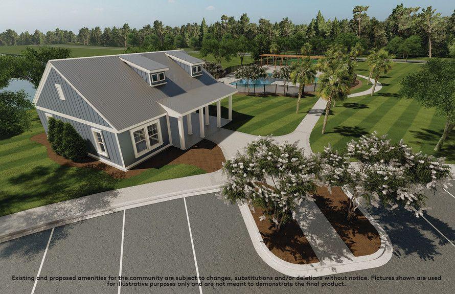 'Eagle Run' by Pulte Homes - North Carolina - Carolina Shores in Wilmington