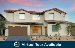 Pesaro - Carmel Cliff: Las Vegas, Nevada - Pulte Homes