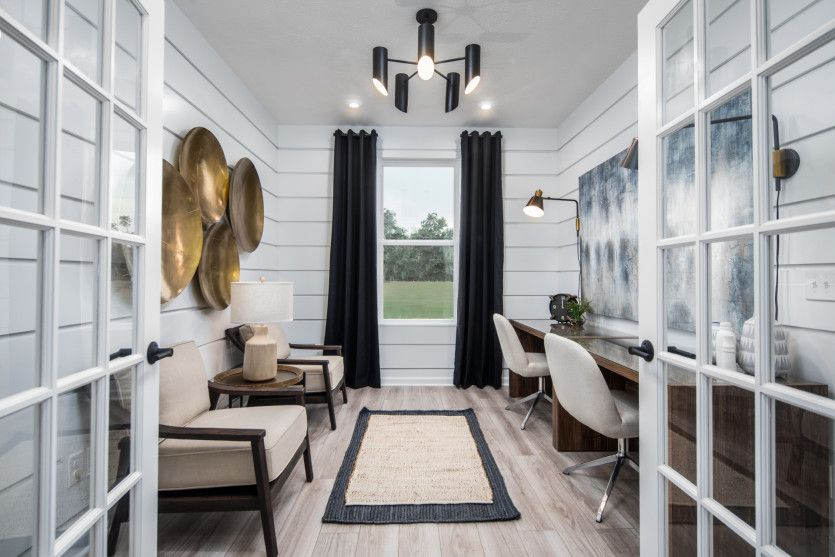 Living Area featured in the Mystique By Pulte Homes in Cleveland, OH