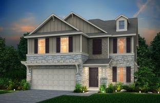 Granville - East Parke: Austin, Texas - Pulte Homes