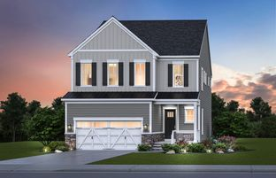 Wincrest - Mason Park: Fairfax, District Of Columbia - Pulte Homes