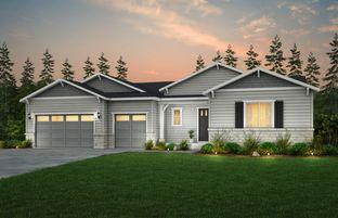 Virtue - Glenmore: Lake Stevens, Washington - Pulte Homes