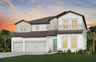 Roseland - Cedarbrook: Riverview, Florida - Pulte Homes