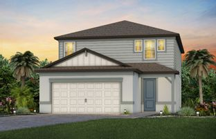 Morris - Bexley: Land O' Lakes, Florida - Pulte Homes