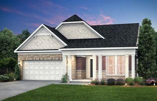 Bedrock with Basement - Arbor Oaks: Ypsilanti, Michigan - Pulte Homes
